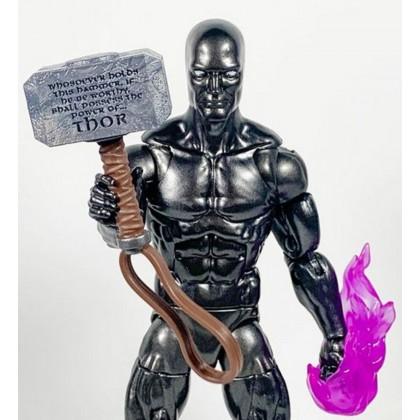 Marvel Legends Series Silver Surfer Obsidian Surfer