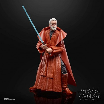 "Hasbro Star Wars Black Series Vintage 50th Anniversary 6"" Obi Wan"