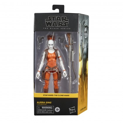 "(PRE-ORDER) Star Wars Black Series 6"" Figure (Set of 5)(RM119.90each)"