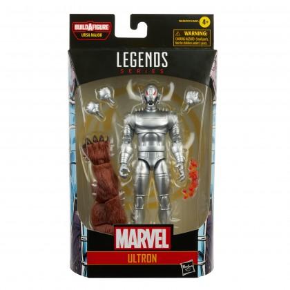 "(PRE-ORDER) Marvel Comic Legends Iron Man 6"" Figure Built-a-Figure Ursa Major (Set of 7) (RM119.90each)"