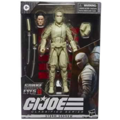 """(PRE-ORDER) GI Joe Classified Movie 6"""" Figure (Set of 5) (RP: RM119.90each)"""