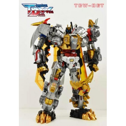 (PRE-ORDER) TDW TCW06T Volcanicus Upgrade Kit (RM249.90)