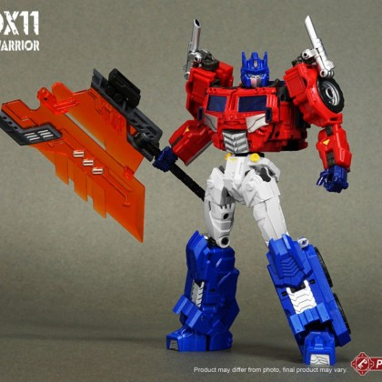 Transformers Perfect Effect PE-DX11R Honor Warrior