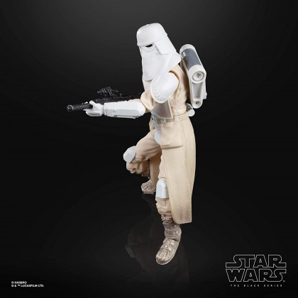 Star Wars The Black Series Imperial Snowtrooper 6-Inch Scale Star Wars: The Empire Strikes Back 40th Anniversary Collectible Figure