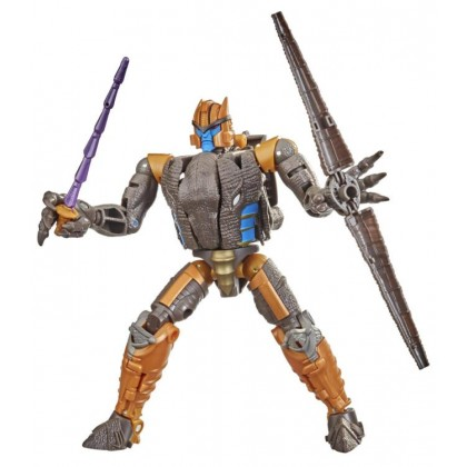 Transformers WFC Kingdom Voyager Class Dinobot