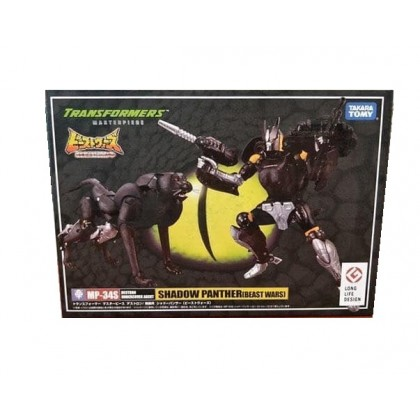 Takara Tomy Transformers Masterpiece MP34S Shadow Panther