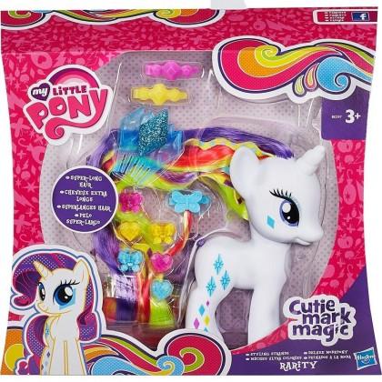 Hasbro My Little Pony Styling Strands Fashion Rarity Figure