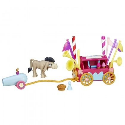 Hasbro My Little Pony Fim Welcome Wagon Toy