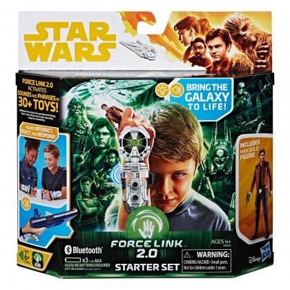 Hasbro Star Wars Force Link 2.0 Starter Set including Force Link Wearable Technology