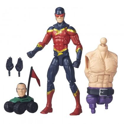 Hasbro Marvel Legends Series: Superior Foes of Spider-Man: Marvel's Speed Demon