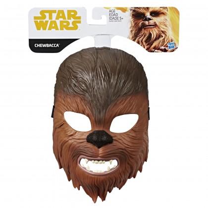 Hasbro Star Wars Solo: A Star Wars Story Chewbacca Mask